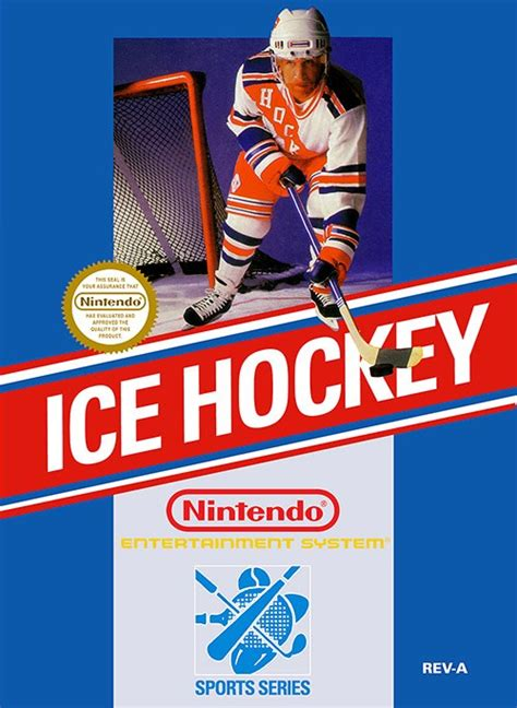 Play Ice Hockey Online FREE - NES (Nintendo)