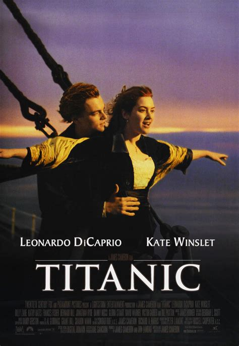Titanic Movie Poster (#5 of 9) - IMP Awards